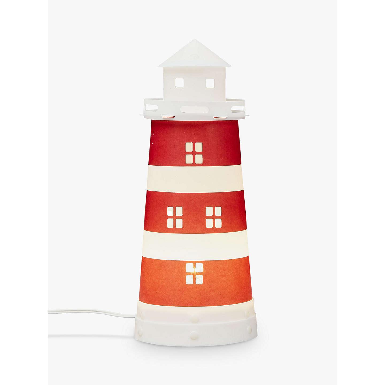 Little home at john lewis noisy harbour lighthouse table lamp at buylittle home at john lewis noisy harbour lighthouse table lamp online at johnlewis aloadofball Choice Image