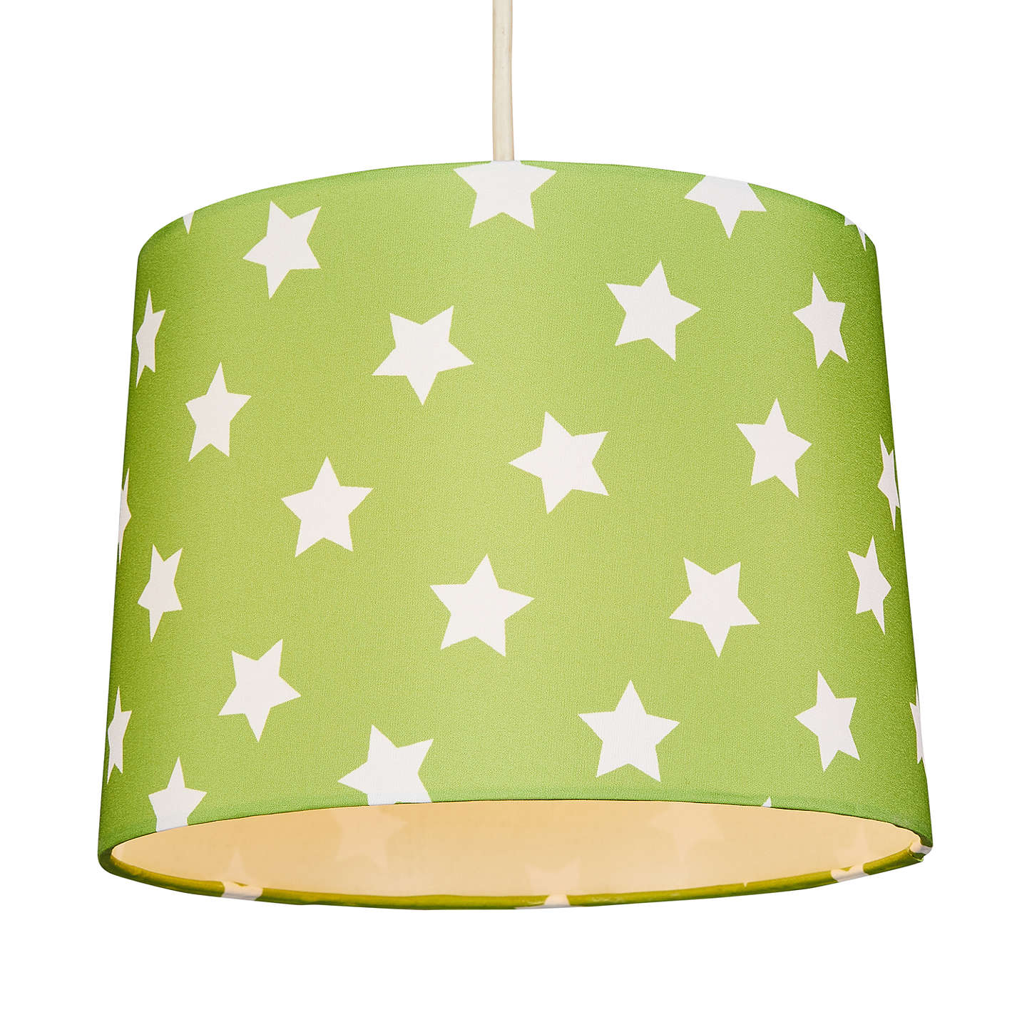 Little home at john lewis star lampshade green at john lewis buylittle home at john lewis star lampshade green online at johnlewis mozeypictures