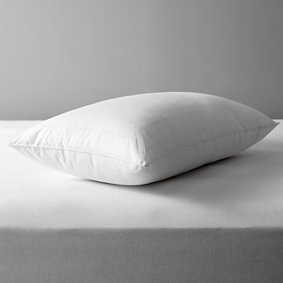 John Lewis Synthetic Clusterfibre Standard Pillow, Medium