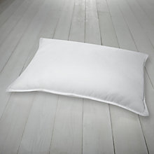 Buy John Lewis Synthetic Soft Touch Washable Standard Pillow, Roll Pack, Medium/Firm Online at johnlewis.com