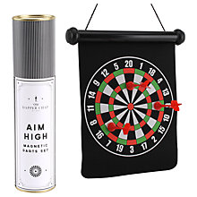 Buy The Dapper Chap Aim High Magnetic Dartboard Set Online at johnlewis.com