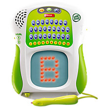 Buy LeapFrog Scribble & Write, White/Green Online at johnlewis.com