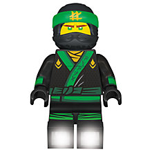 Buy LEGO The Ninjago Movie Lloyd LED Light Online at johnlewis.com