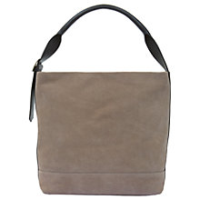 Buy Mint Velvet Amelia Suede Tote Bag Online at johnlewis.com