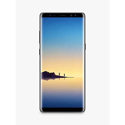 Image of Samsung Galaxy Note8 Smartphone, Android, 6.3, 4G LTE, SIM Free, 64GB