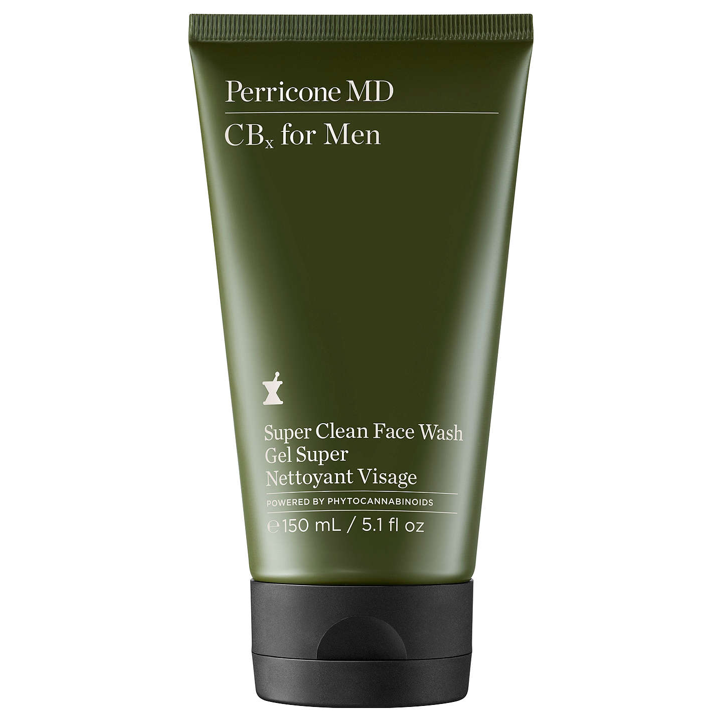 BuyPerricone MD CBx  For Men Super Clean Face Wash, 150ml Online at johnlewis.com