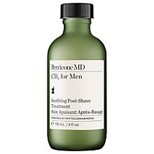 Buy Perricone MD CBx For Men Soothing Post Shave Treatment, 118ml Online at johnlewis.com