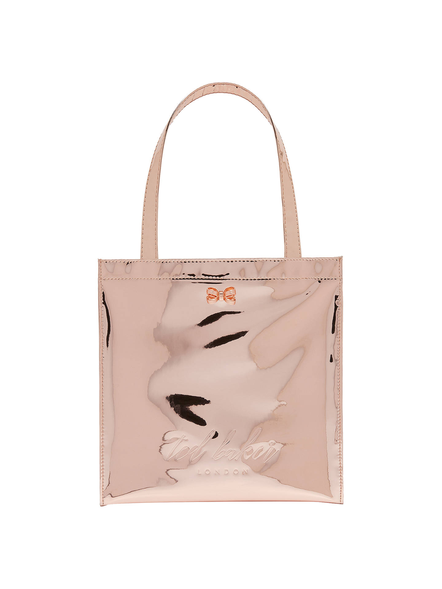 4fe79e0ac9 Ted Baker Doracon Mirror S Icon Shopper at John Lewis   Partners