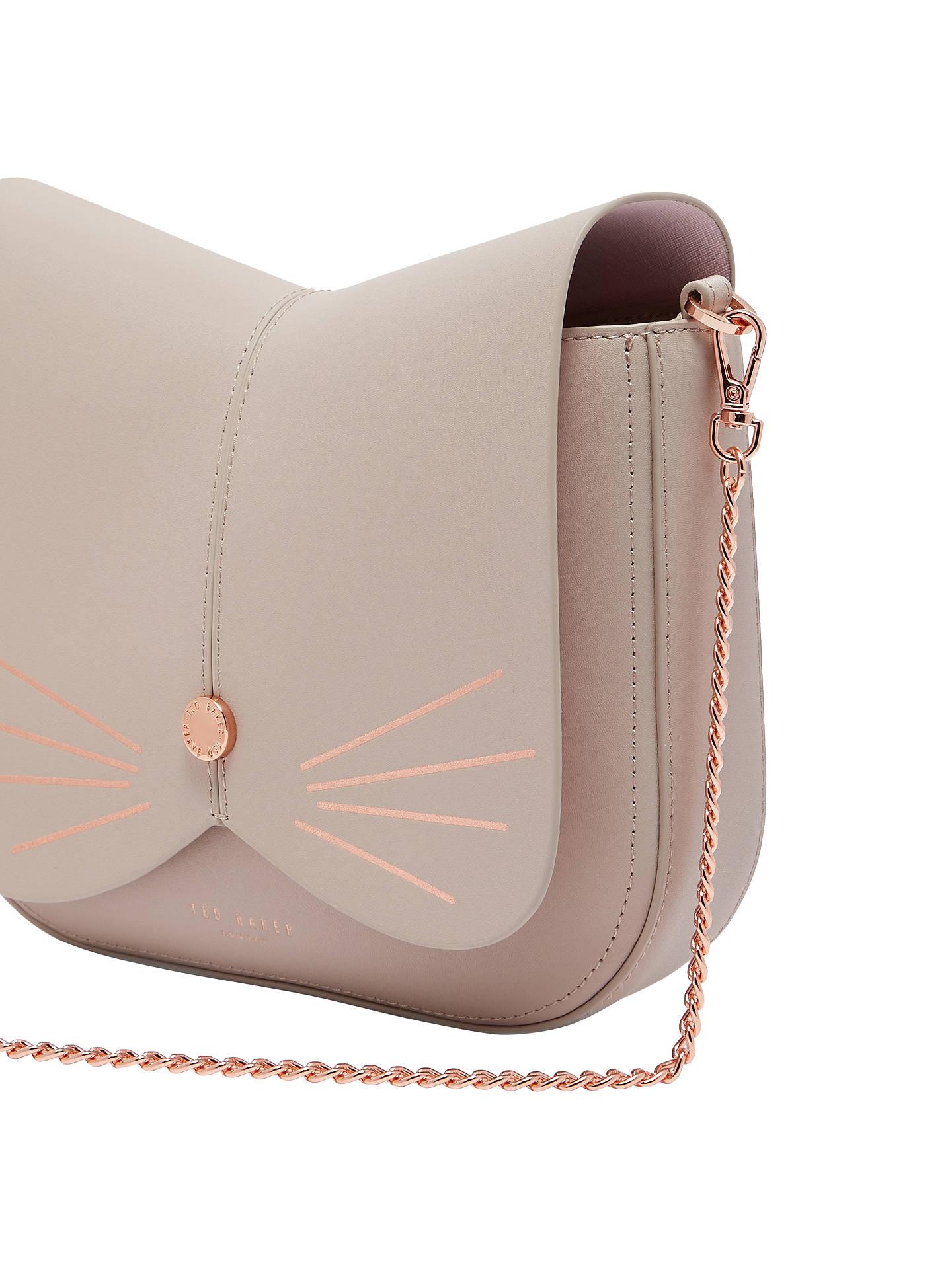 99c248b351 ... Buy Ted Baker Kitti Cat Leather Across Body Bag
