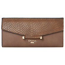 Buy Dune Kathey Soft Foldover Purse, Brown Online at johnlewis.com