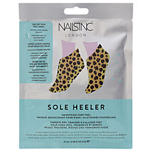 Buy Nails Inc Sole Heeler Smoothing Foot Peel Mask Online at johnlewis.com