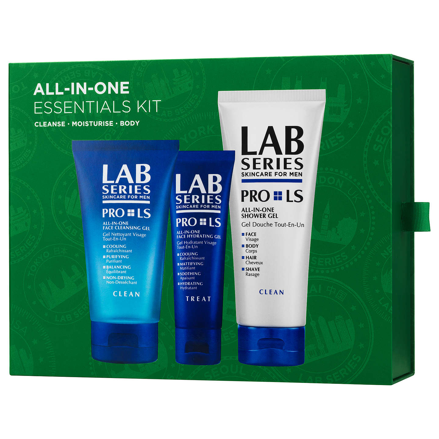 Lab Series All-In-One Essentials Kit at John Lewis