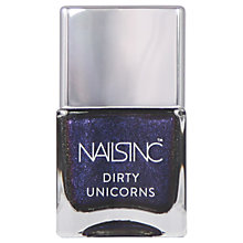 Buy Nails Inc Dirty Unicorn Nail Polish Online at johnlewis.com