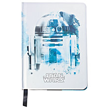 Buy Sheaffer A5 Star Wars R2D2 Journal Online at johnlewis.com