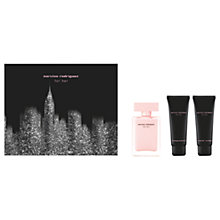 Buy Narciso Rodriguez for Her 50ml Eau de Parfum Fragrance Gift Set Online at johnlewis.com