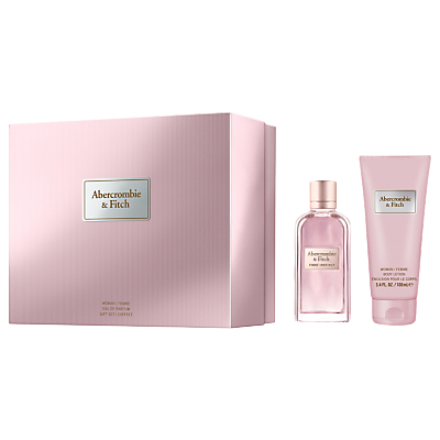 Abercrombie & Fitch First Instinct For Her 50ml Eau de Parfum Fragrance Gift Set