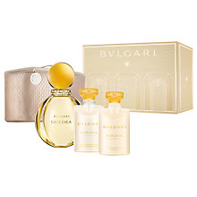 Buy BVLGARI Goldea 90ml Eau de Parfum Fragrance Gift Set Online at johnlewis.com
