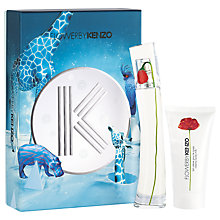 Buy KENZO FLOWER BY KENZO 30ml Eau de Parfum Fragrance Gift Set Online at johnlewis.com