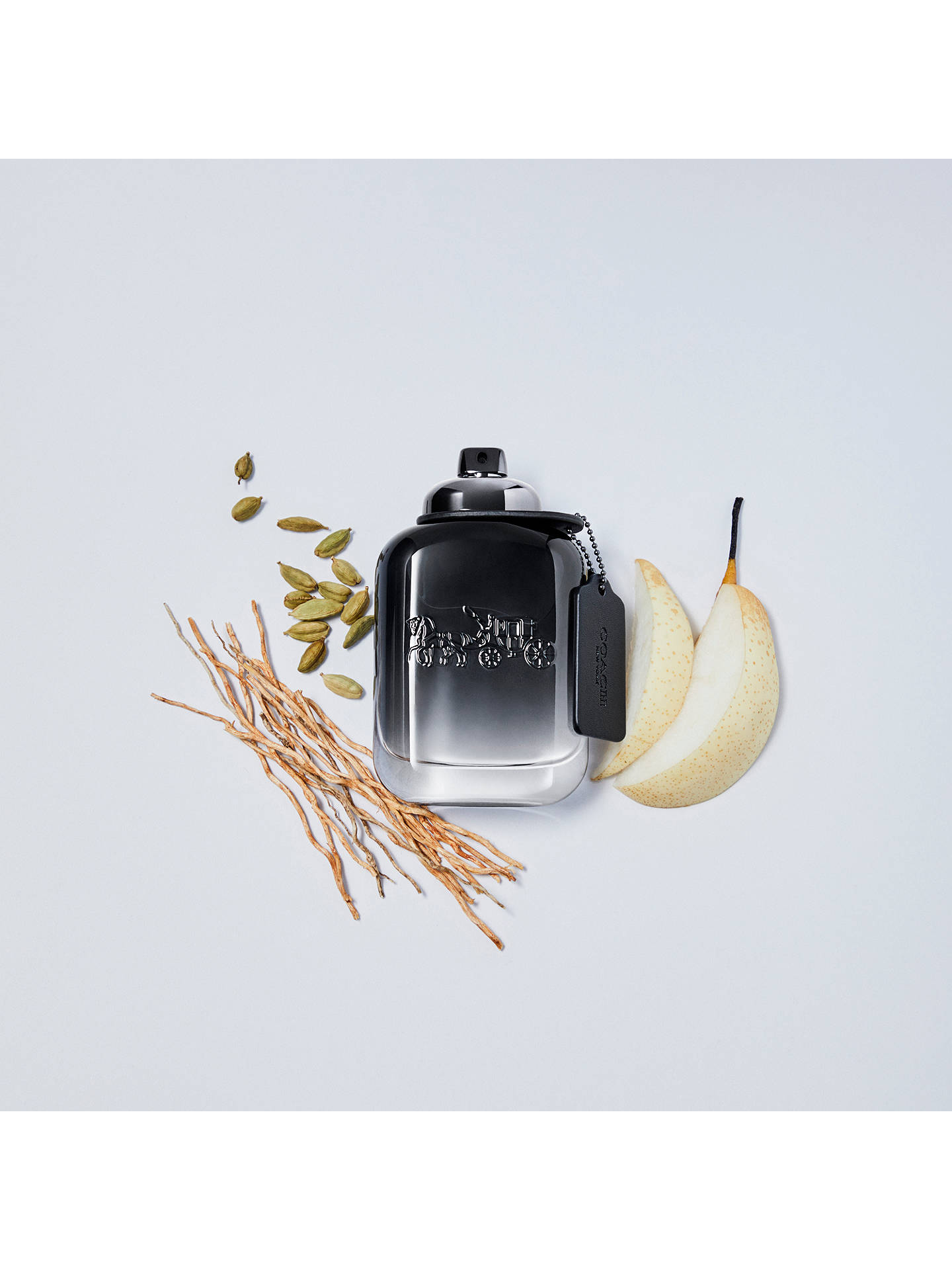 Buy Coach For Men Eau de Toilette, 100ml Online at johnlewis.com