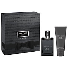 Buy Jimmy Choo Man Intense 50ml Eau de Toilette Fragrance Gift Set Online at johnlewis.com