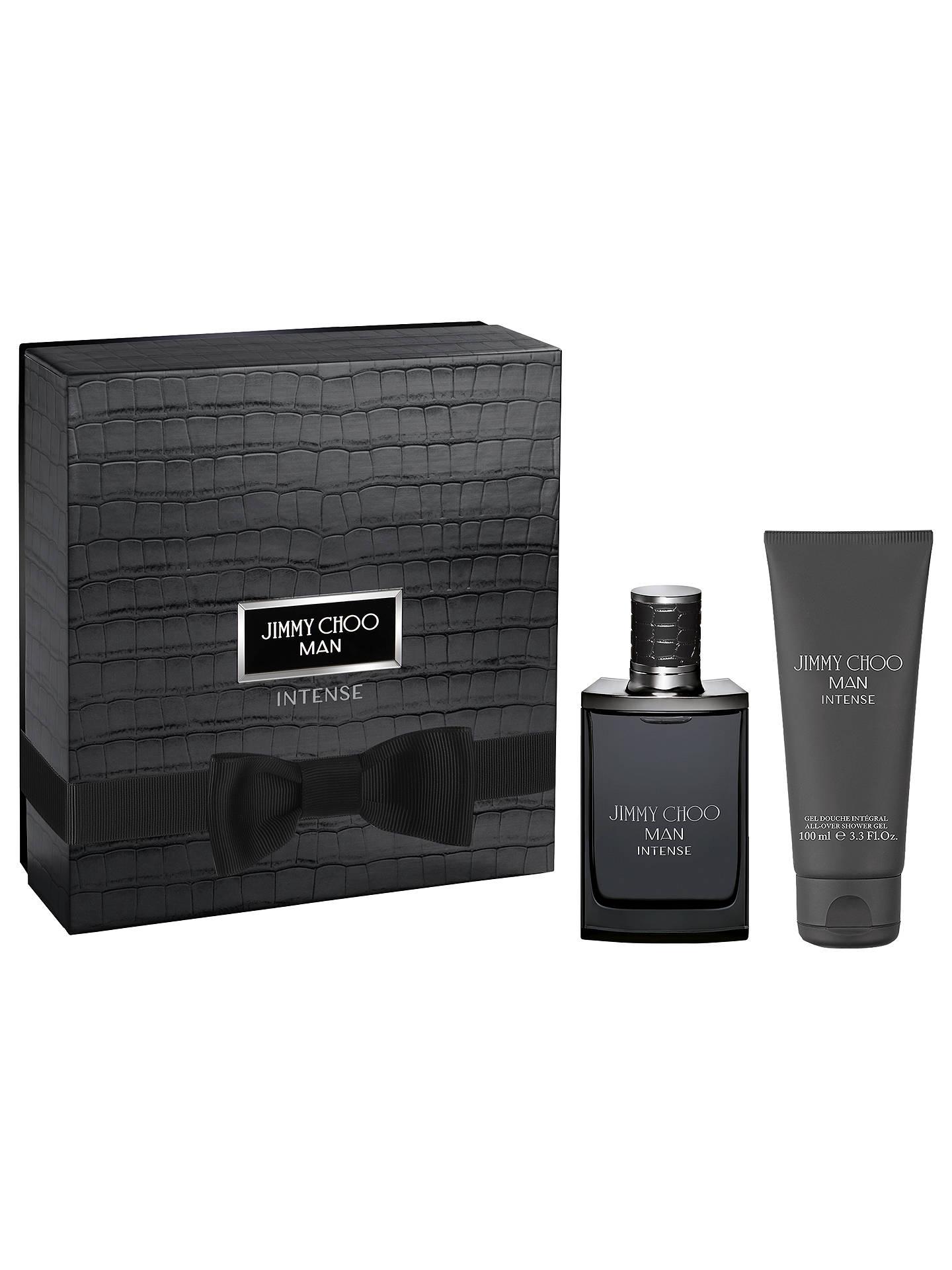 BuyJimmy Choo Man Intense 50ml Eau de Toilette Fragrance Gift Set Online at  johnlewis.com 61d4c15c1