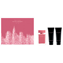 Buy Narciso Rodriguez Fleur Musc 50ml Eau de Parfum Fragrance Gift Set Online at johnlewis.com
