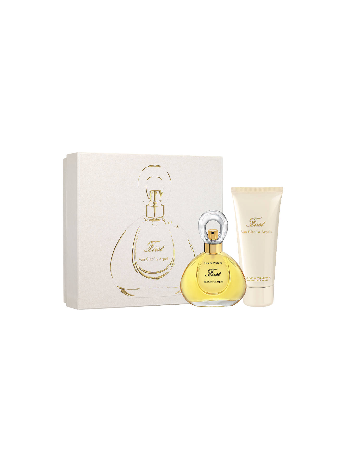 Van Cleef Arpels First 60ml Eau De Parfum Fragrance Gift Set At