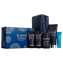 Buy Elemis The Adventurer Ultimate Travel Skincare Gift Set Online at johnlewis.com