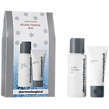 Buy Dermalogica Double Cleanse Duo Skincare Gift Set Online at johnlewis.com