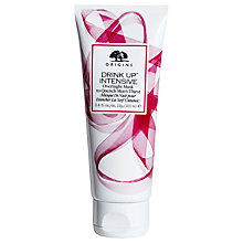 Buy Origins  Breast Cancer Awareness Drink Up Intensive Mask, 100ml Online at johnlewis.com
