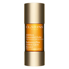 Buy Clarins Radiance-Plus Golden Glow Booster, 15ml Online at johnlewis.com