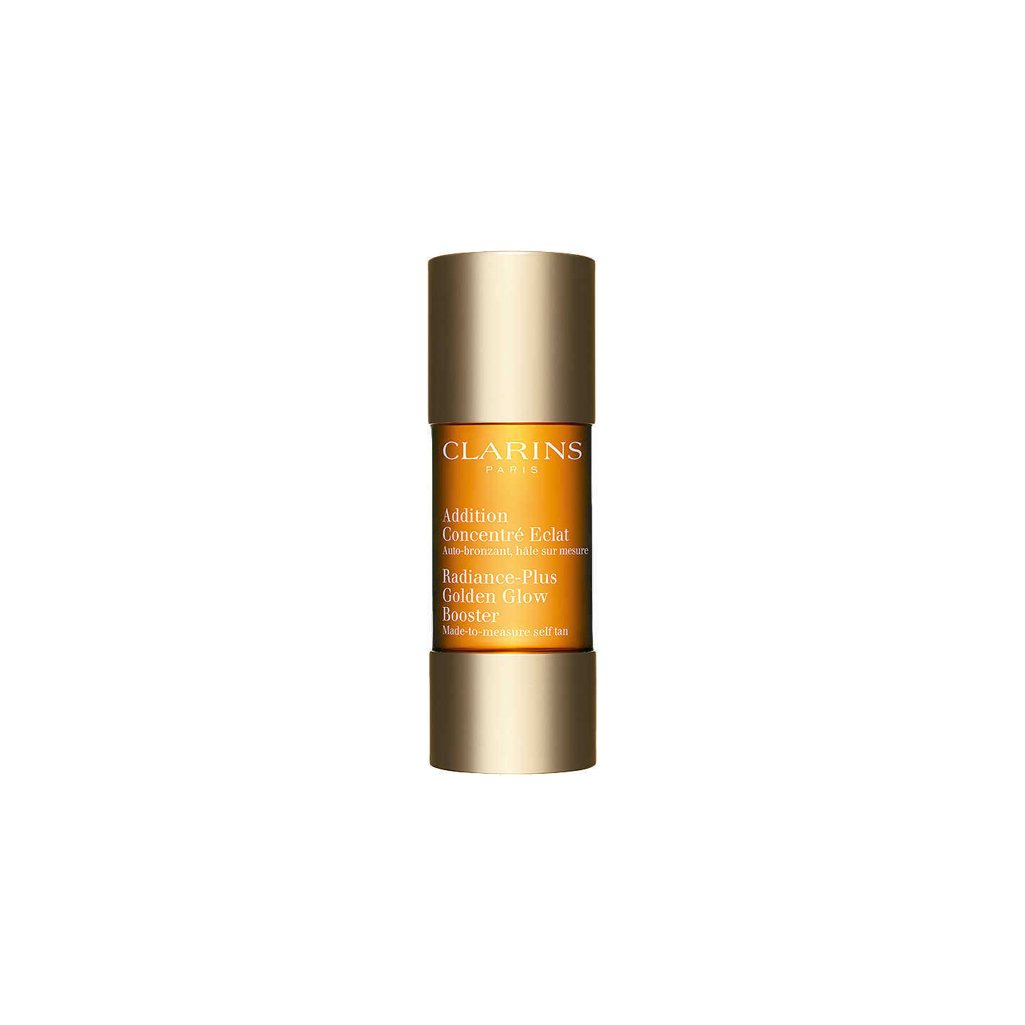 BuyClarins Radiance-Plus Golden Glow Booster, 15ml Online at johnlewis.com