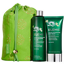 Buy Elemis Lotus & Lime Bath & Body Gift Set Online at johnlewis.com