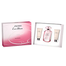 Buy Shiseido Ever Bloom Eau de Parfum, 50m Fragrance Gift Set Online at johnlewis.com