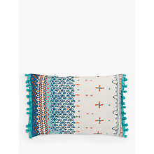 Buy John Lewis Taj Cushion, Multi Online at johnlewis.com