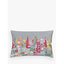 Buy John Lewis Sissinghurst Border Cushion, Multi Online at johnlewis.com