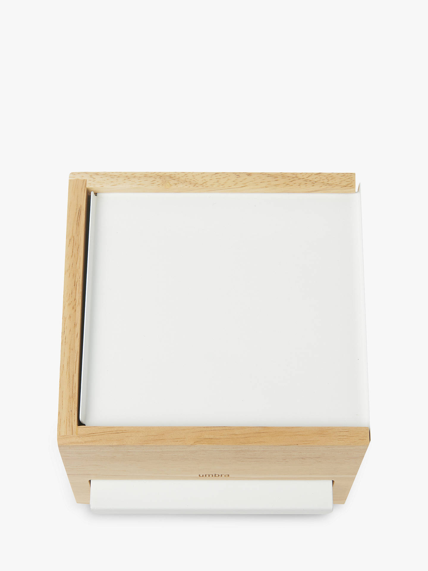 Buy Umbra Mini Stowit Jewellery Storage Box, Natural Online at johnlewis.com