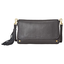 Buy White Stuff Petra Clutch Bag, Grey Online at johnlewis.com