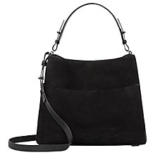 Buy AllSaints Cooper East West Tote Bag Online at johnlewis.com