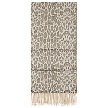 Buy Hobbs Bianca Scarf, Natural/Multi Online at johnlewis.com