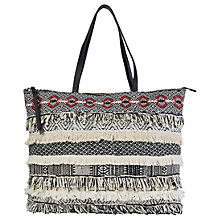 Buy White Stuff North Star Tote Bag, Multi Online at johnlewis.com