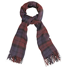 Buy Phase Eight Layla Check Scarf Online at johnlewis.com