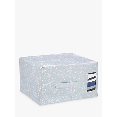 John Lewis Floral Storage Box