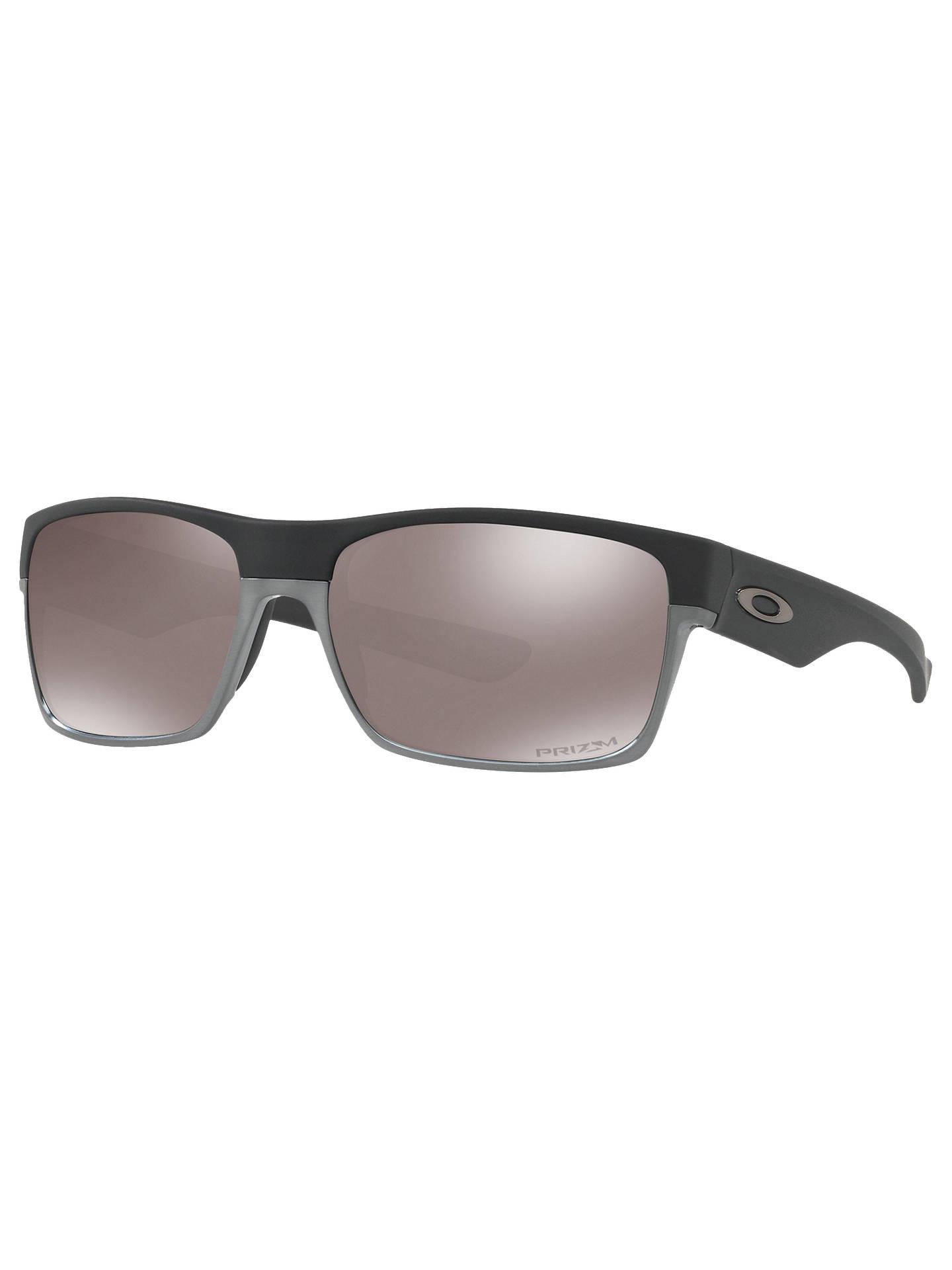2e29433b7f75b Oakley OO9189 Two Face Prizm Daily Polarised Square Sunglasses at ...