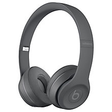 Buy Beats Solo³ Wireless Bluetooth On-Ear Headphones with Mic/Remote, Neighbourhood Collection Online at johnlewis.com