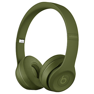 Image of Beats Solo³ Wireless Bluetooth On-Ear Headphones with Mic/Remote, Neighbourhood Collection
