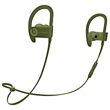 Buy Powerbeats³ Wireless Bluetooth In-Ear Sport Headphones with Mic/Remote, Neighbourhood Collection Online at johnlewis.com