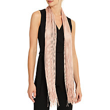 Buy Phase Eight Mira Shimmer Scarf Online at johnlewis.com