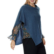 Buy Brora Cashmere Gauzy Knit Poncho Online at johnlewis.com