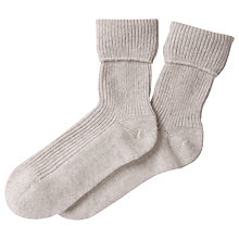 Buy Pure Collection Cashmere Ankle Socks Online at johnlewis.com